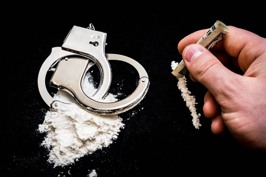 Houston lawyer for cocaine related drug offenses