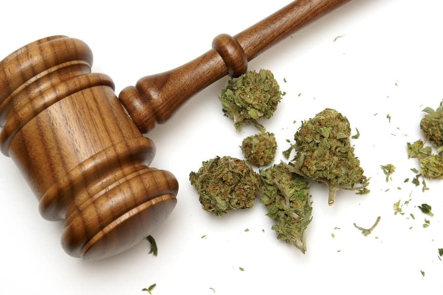 Texas Marijuana Possession